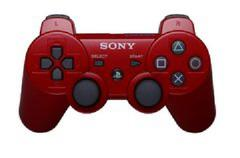 Dualshock 3 Wireless Controller Red  Used