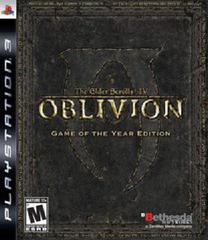 Elder Scrolls IV Oblivion [Game of the Year]