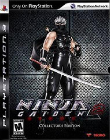 Ninja Gaiden Sigma 2 Collector S Edition Video Games Sony
