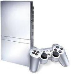 Sony PlayStation 2 Slim Console - Silver
