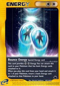Bounce Energy - 142/144 - Uncommon