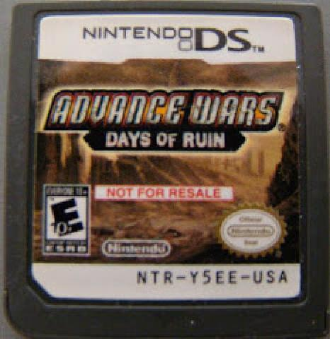 Advance Wars Days of Ruin [Not for Resale]