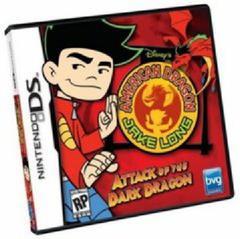 American Dragon Jake Long Attack of the Dark Dragon