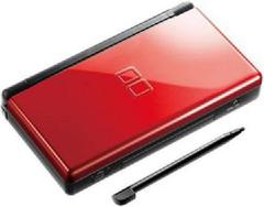 Crimson & Black Nintendo DS Lite