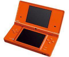 Orange Nintendo DSi System
