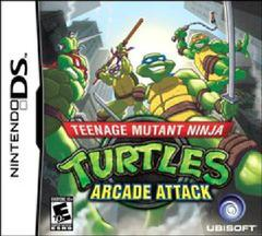 Teenage Mutant Ninja Turtles: Arcade Attack