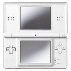 Nintendo DS Lite System - White