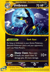 Umbreon - 32/144 - Rare