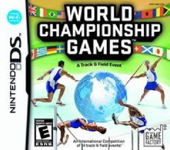 World Championship Games: A Track & Field Event