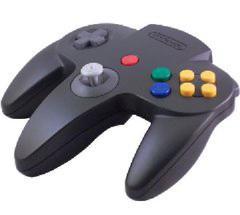 Black Controller