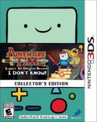 Adventure Time: Explore the Dungeon Because I Don't Know Collector's Edition