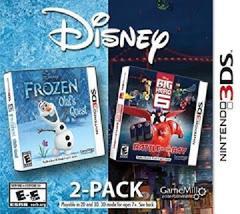 Frozen & Big Hero 6 Disney 2 Pack