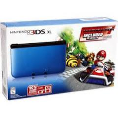 Nintendo 3DS XL Mario Kart Black/Blue Limited Edition