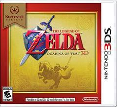 Zelda Ocarina of Time 3D: Nintendo Selects