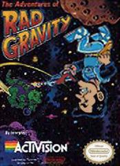 Adventures of Rad Gravity