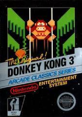 Donkey Kong 3 [5 Screw]