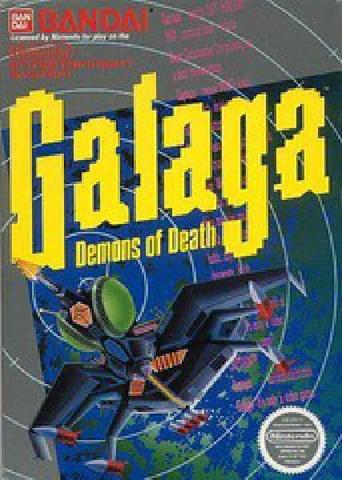 Galaga: Demons of Death