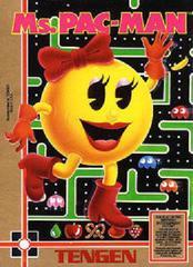 Ms. Pac-Man [Tengen]