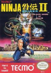 Ninja Gaiden II The Dark Sword of Chaos