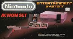 Nintendo NES Action Set Console