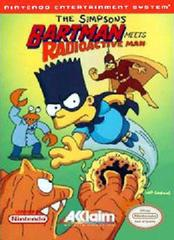 The Simpsons Bartman Meets Radioactive Man