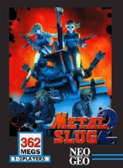 Metal Slug 2 [AES]
