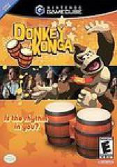 Donkey Konga w/ Bongo