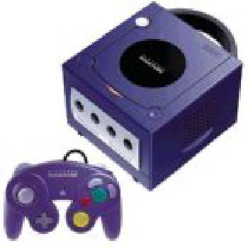 Nintendo GameCube Console - Indigo