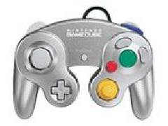 Platinum Official Gamecube Controller