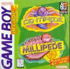 Arcade Classic 2: Centipede and Millipede