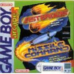 Arcade Classic: Asteroids and Missile Command