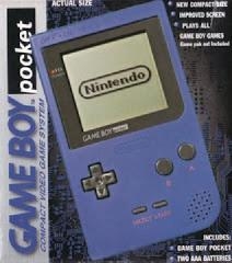 Blue Game Boy Pocket