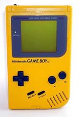 Original Gameboy Yellow