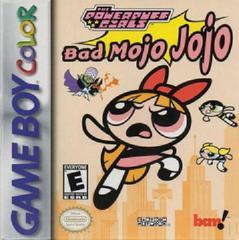 Powerpuff Girls Bad Mojo Jojo