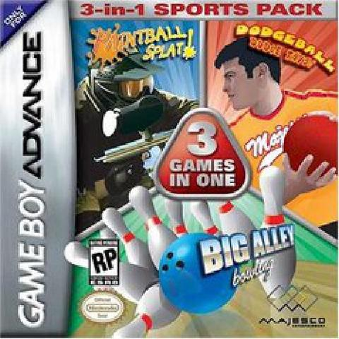 3-in-1 Sports Pack