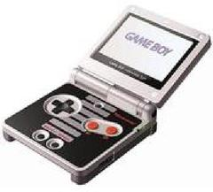 NES Gameboy Advance SP