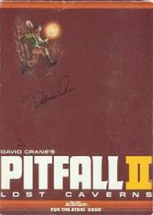 Pitfall II Lost Caverns