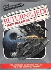 Star Wars Return of the Jedi Death Star Battle