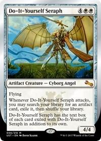 Do-It-Yourself Seraph