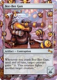 Bee-Bee Gun - Foil