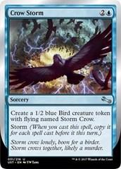 Crow Storm - Foil