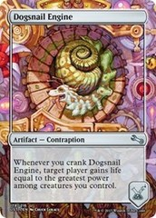Dogsnail Engine - Foil