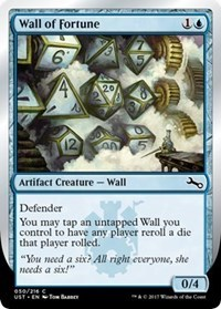 Wall of Fortune - Foil