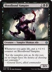 Bloodbond Vampire on Channel Fireball