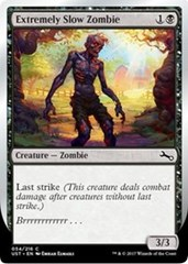 Extremely Slow Zombie (A - Brrrrrrrrrrrr) - Foil