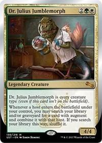 Dr. Julius Jumblemorph