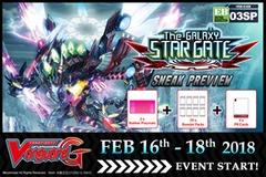 The Galaxy Star Gate Sneak Preview Kit