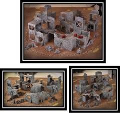 Terrain Crate - Ruined City