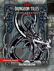 D&D 5th Edition Dungeon Tiles Reincarnated The Dungeon