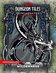D&D 5th Edition RPG - Dungeon Tiles Reincarnated - The Wilderness